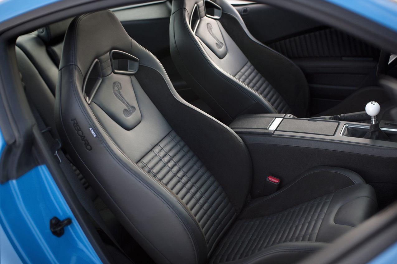 Foto de Ford Shelby GT 500 2013 (8/12)