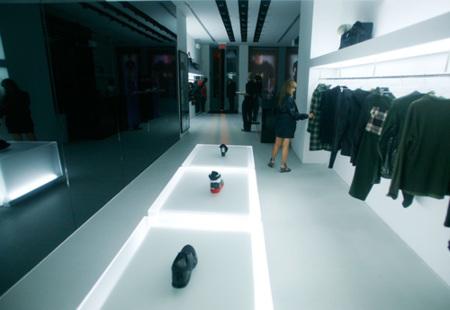 Y-3 abre su segunda tienda en el Soho de Nueva York