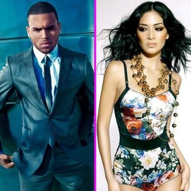 Pero... ¿Hay tema o no hay tema entre Chris Brown y Nicole Scherzinger?