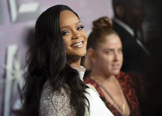 Rihanna sabe montar una fiesta: así es el Diamond Ball que no se ha perdido ninguna celebrity