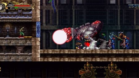 'Castlevania: Harmony of Despair' confirmado para PSN, y traerá consigo multijugador local