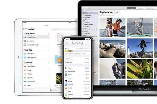 Esto es lo que ocurre cuando tienes más espacio ocupado en iCloud Drive que espacio libre en tu Mac
