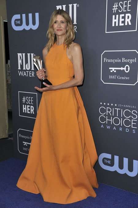 laura dern critics choice awards 2020