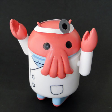 Android Doctor Zoidberg