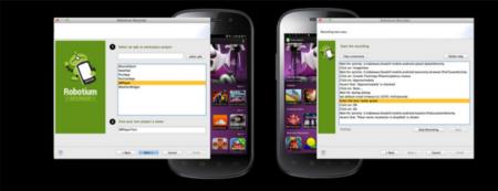 Robotium Recorder, graba tus acciones para exportarlas a tests de interfaz de usuario en Android