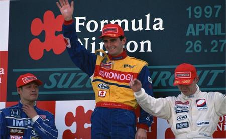 """Fórmula Nippon 1997: la obra maestra de Pedro de la Rosa y el nacimiento de """"Nippon Ichi"""""""