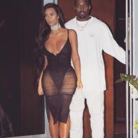 Diamantes, cintura de avispa y caderas de escándalo: así es el último llamativo look de Kim Kardashian