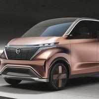 Nissan IMk Concept, este podría ser tu futuro medio de transporte en las grandes ciudades