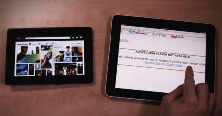 BlackBerry PlayBook: toma de contacto, comparación con iPad y ¿módulo de expansión?