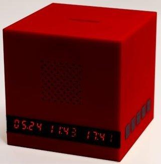 Reloj + Alarma + Alcancía