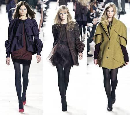 Proenza Schouler en la Semana de la Moda de Nueva York Otoño-Invierno 2008/09