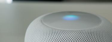 iOS 13.2 para HomePod ya disponible: cómo actualizar y novedades para el altavoz de Apple
