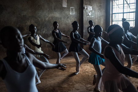 Slum Ballet, de Fredrik Lerneyrd. Sony World Photograpy Awards 2018.