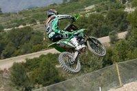 Nueva victoria de Jonathan Barragán en el Campeonato de España de Motocross MX Élite, y ya van ocho consecutivas