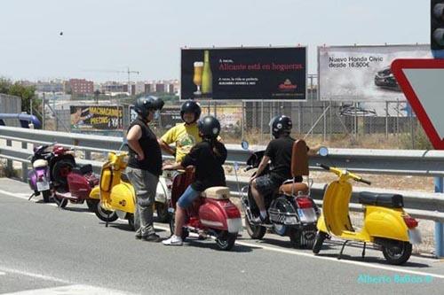 Foto de Los Scooter en San Juan (10/10)