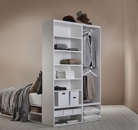 Cama con espacio de almacenaje
