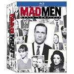 Por sólo 72 euros, tienes toda Mad Men en BluRay en Amazon