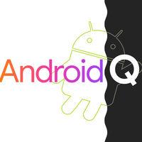 Android Q, se filtran las primeras novedades y capturas: tema oscuro, permisos mejorados, modo escritorio y más