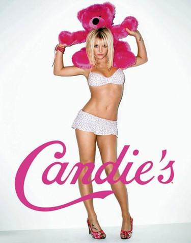Britney Spears repite como imagen de Candie's