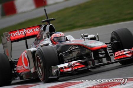 GP Australia F1 2011: los McLaren los más rápidos en los segundos entrenamientos libres