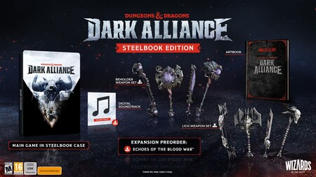 Dungeons Dragons Dark Alliance Edicion Especial