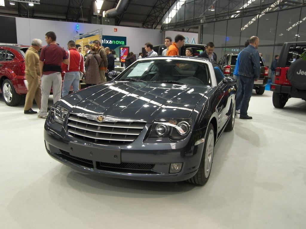 Foto de Chrysler Crossfire en el Salón de Vigo (5/14)