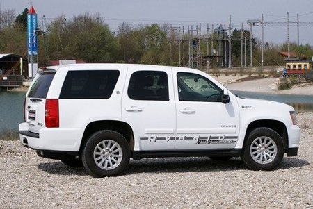 Chevrolet Tahoe Hybrid LPG por Geiger Cars