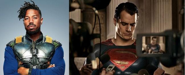 ¿Michael B. Jordan como Superman? Warner y Henry Cavill responden a los rumores sobre el futuro del hombre de acero