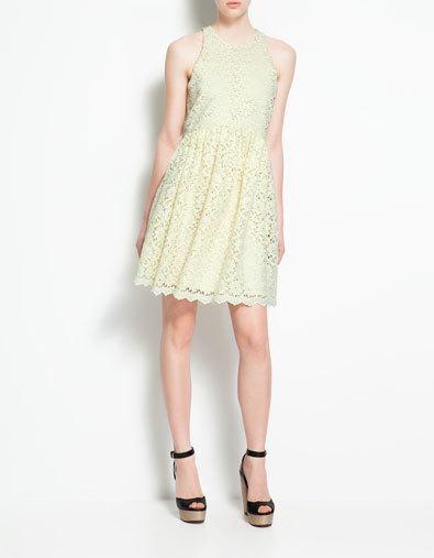 Foto de Los 15 vestidos de Zara que marcan tendencia esta Primavera-Verano 2012 (1/22)