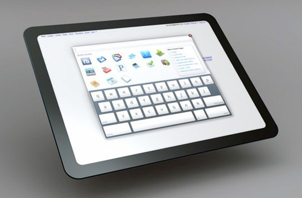 Chrome OS tablets