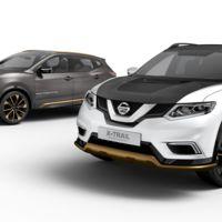 Nissan X-Trail y Qashqai de edición especial serán revelados en Ginebra