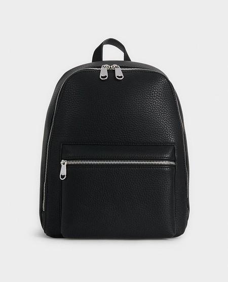 mochila negra el corte ignles