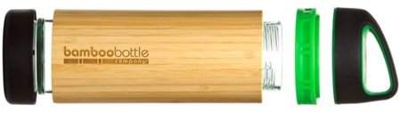 Bamboo Bottle, la botella reutilizable de bambú ya se vende