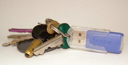 Cuidado con la información que mostramos en una memoria USB