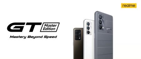 El Realme GT Master Edition llega a España por menos de 400 euros y con grandes descuentos en AliExpress