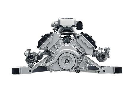 Motor 3.8 V8 McLaren
