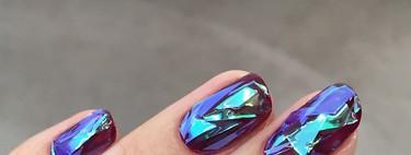 ¡Alerta tendencia! Llegan las glass nails, las manicuras que ya arrasan en Korea