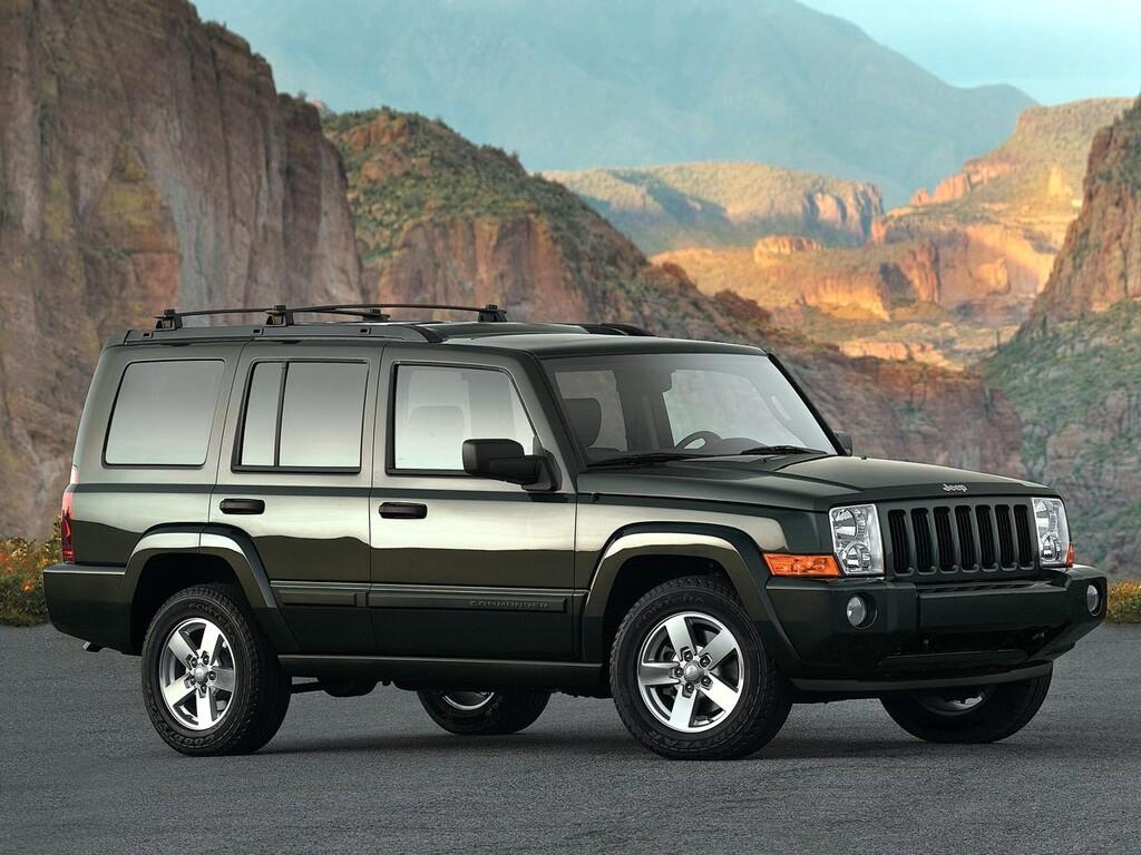 El Jeep Commander podría regresar, el lanzamiento de un nuevo SUV para siete pasajeros es prácticamente un hecho