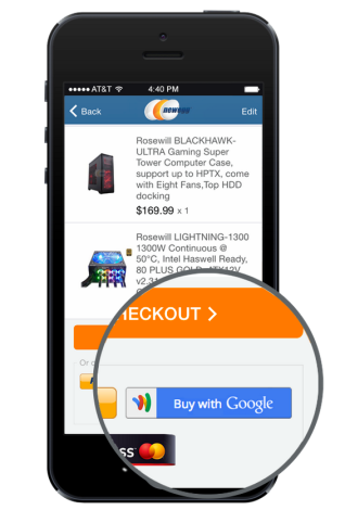 google wallet instant buy api