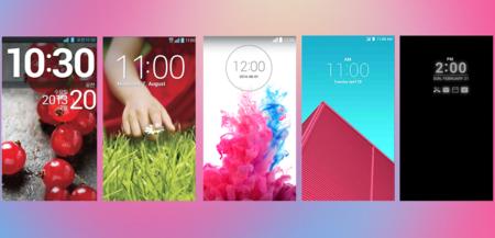 LG UX,  así ha evolucionado la capa de personalización de LG