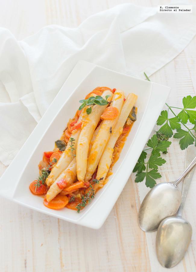 Cocidos, al horno, fritos, crudos, en revuelto o a la plancha... ¿cómo disfrutas más con los espárragos?