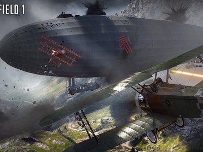 Un glitch de Battlefield 1 es capaz de transformar los zepelines en tornados de fuego