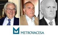 Metrovacesa se hunde