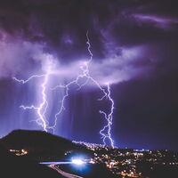 Los relámpagos del Catatumbo: un monstruoso fenómeno meteorológico capaz de generar energía para iluminar 100 millones de bombillas