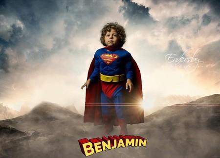 Ninos Superheroes 8