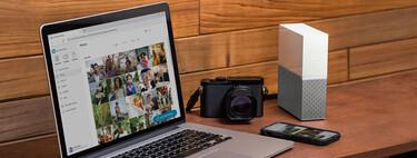 Monta tu propia nube a un precio increíble: el sencillo NAS Western Digital My Cloud Home de 6TB a 159 euros en Amazon