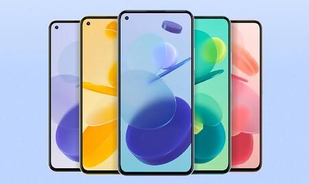 Xiaomi Mi 11 Lite 5G, diseño colorido y máxima delgadez para un móvil potente y económico