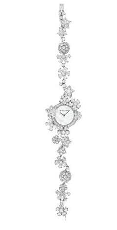 Van Cleef & Arpels, una locura de reloj de lujo femenino