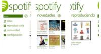 Se acabó la beta: Spotify para Windows Phone 8 ya es estable