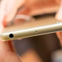 Sony registra legalmente un nuevo Xperia sin jack de audio
